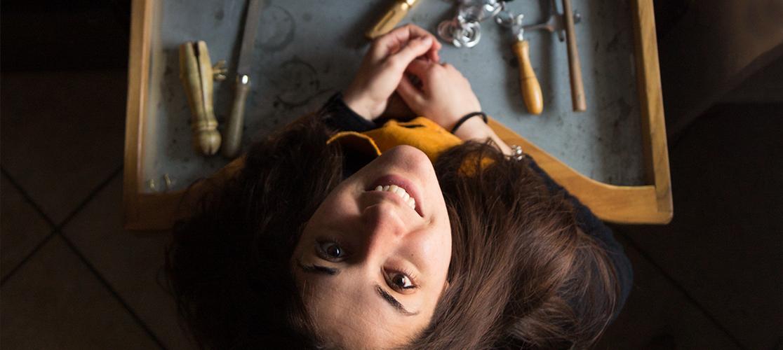 Giulia Lentini | Essere un'artigiana